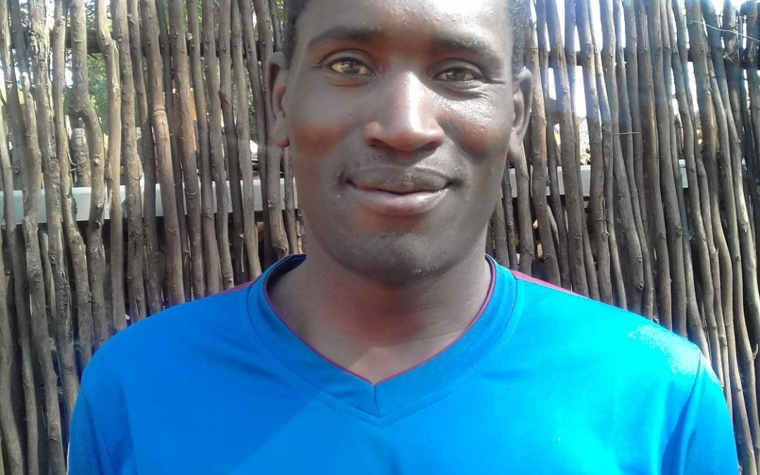 Moses from Malawi