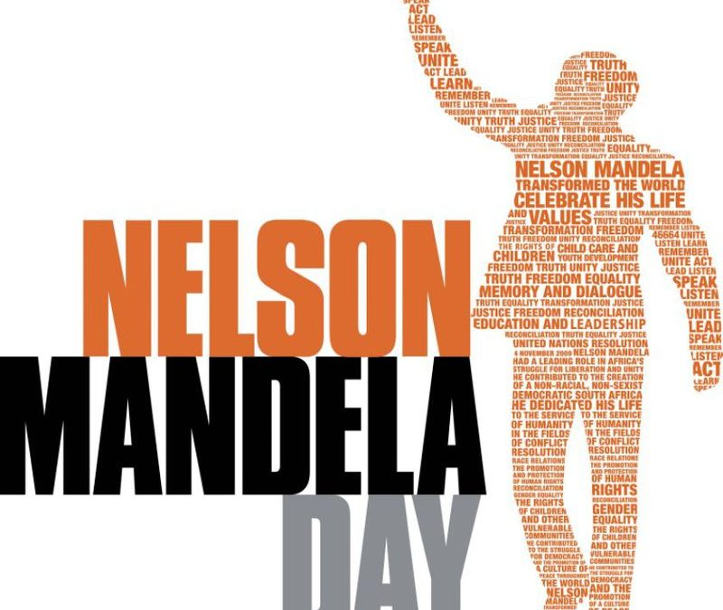 Action Against Poverty – Mandela Day 2019